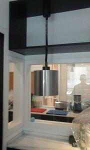 Lámpara calienta platos Electrolux