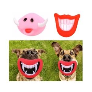 Koiranlelu huulet