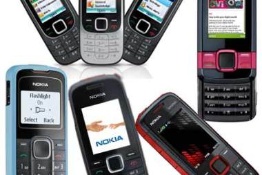 major facts on java phones