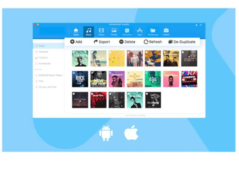 TunesGo Android PC Suite
