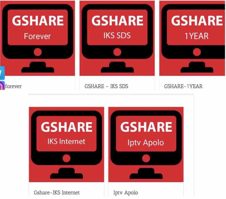 how to renew Gshare account