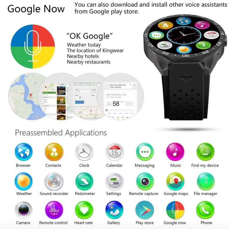 feature of a good standalone smartwatch