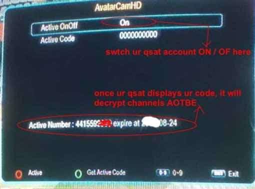 qsat builtin account
