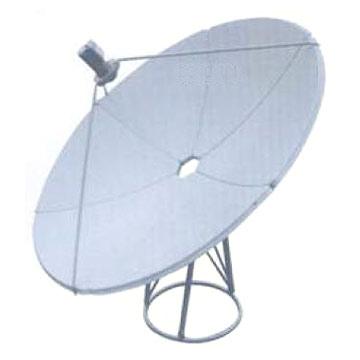 C-Band-Satellite-Antenna-240cm