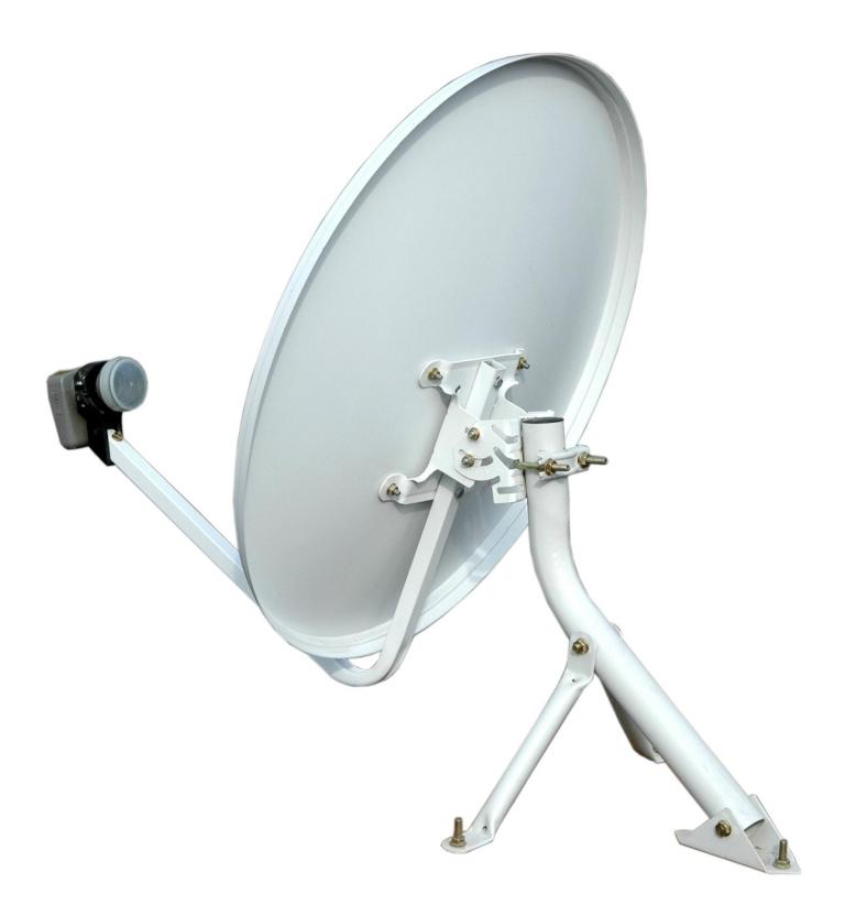 Ku-band-60cm-Satellite-Dish-Antenna