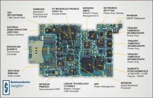 samsung phone PCB