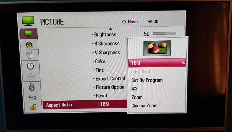 LG 5300_43 inches Full HD TV Resolution