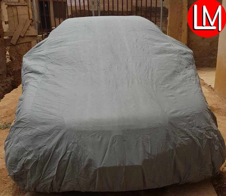 Prevent vehicle paint damages by using a breathable car cover