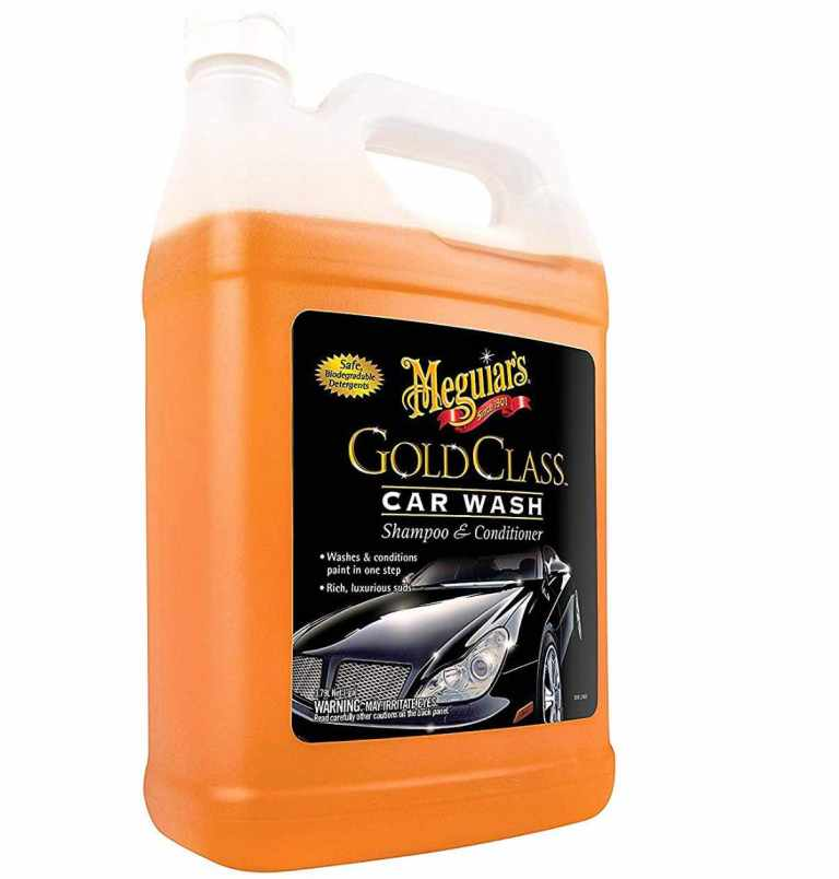 best soap to wash your car with