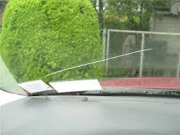 images of windshield stress cracks