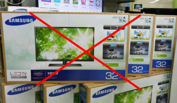 Ways to Detect if an LED/LCD/OLED/Qled Television is Original or Fake