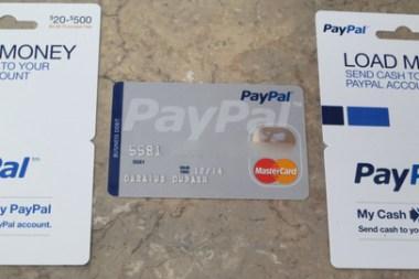 paypal now has a debit card
