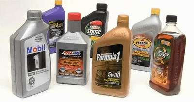 Tutorial about motor engine oil wrong use overfill for Why use synthetic blend motor oil