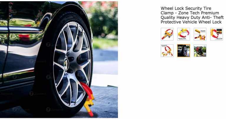 Wheel:tire lock Anti-Theft device