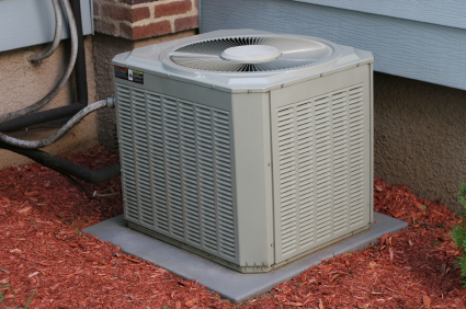 A central air conditioner