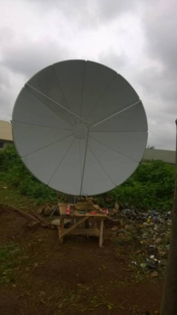 big dish factor
