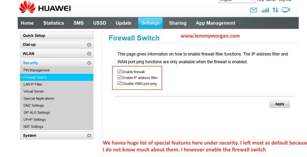 huawei E8372h_608-firewall