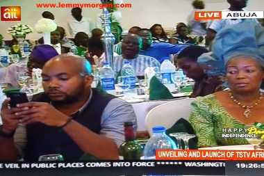 tstv africa launched/unveiled without sports
