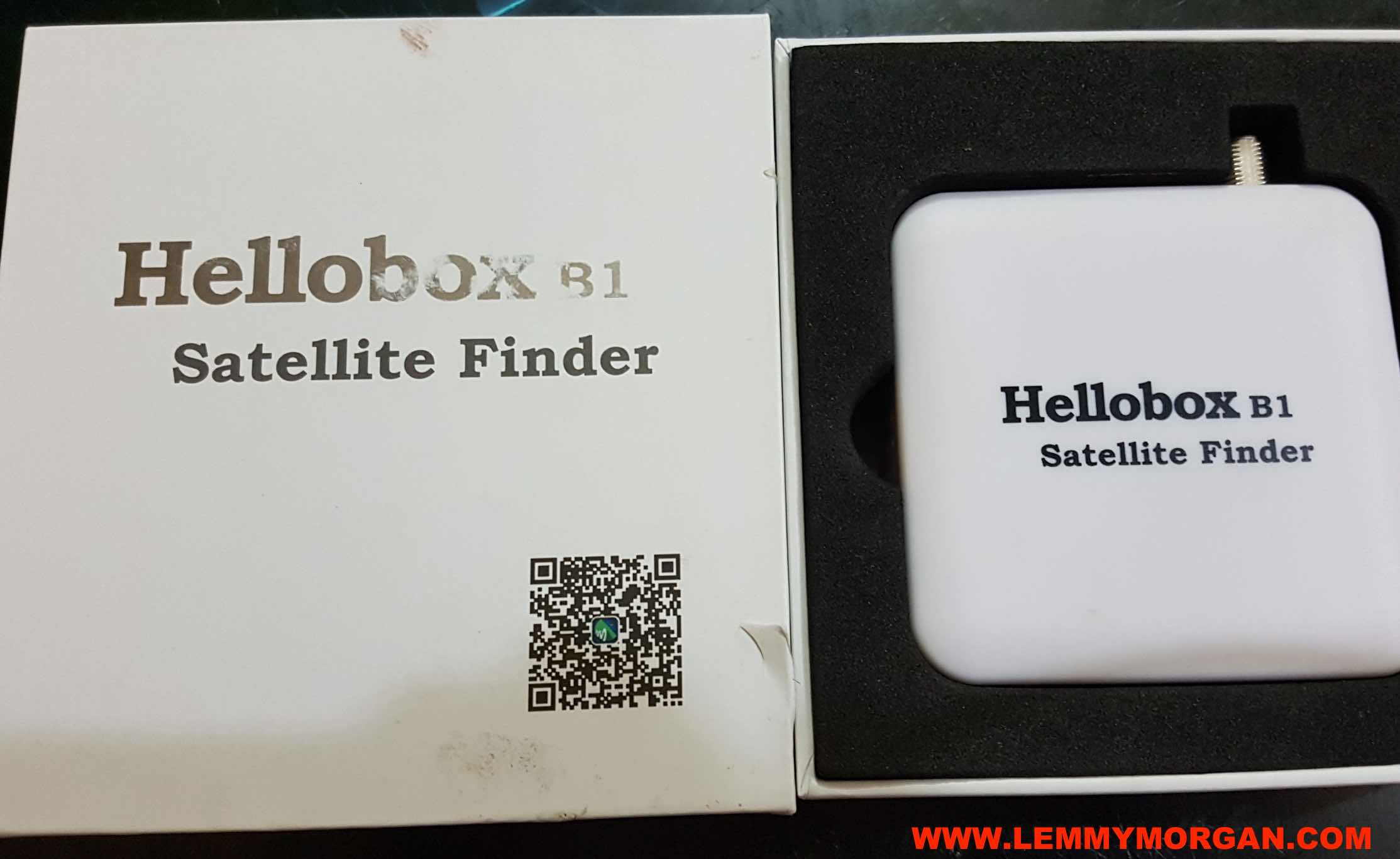 [Hands-on review]Hellobox B1 Bluetooth Satellite finder learn about our impression