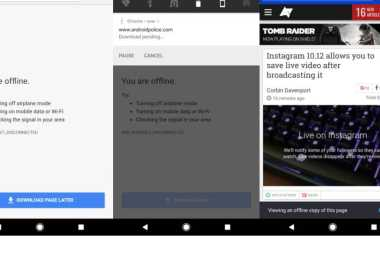 improve chrome Android browsing
