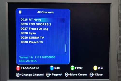 TStv new channels on Intelsat 12/902 at 45.0ºE page 4(25-30)