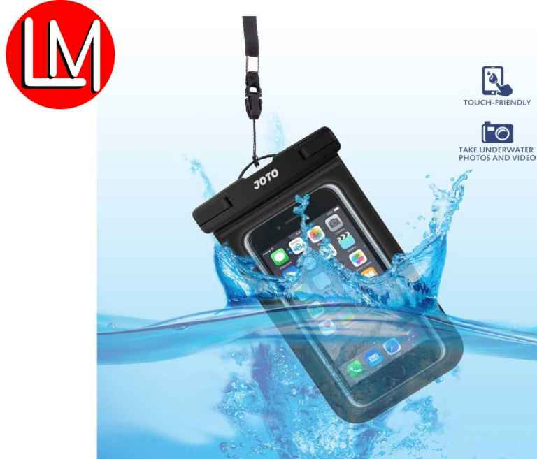 fully waterproof phone case