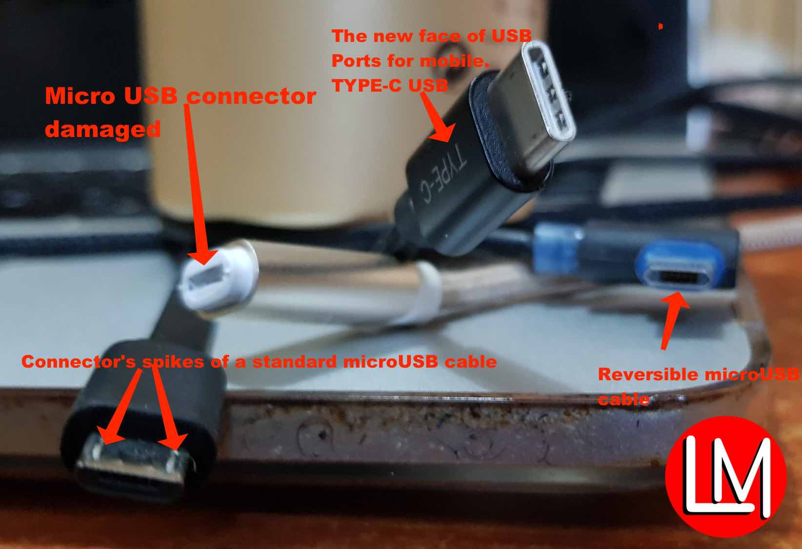 Repair a faulty micro USB charging port/cable with this easy tutorial