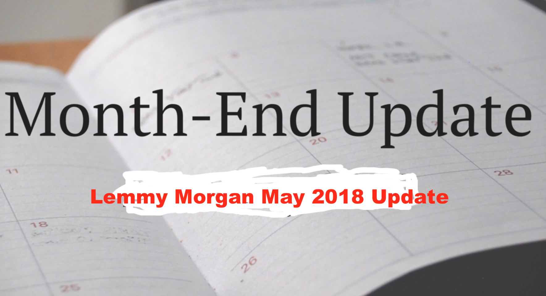 Lemmy Morgan May 2018 Update: Satellite TV, Data promo, IPTV and other tech news