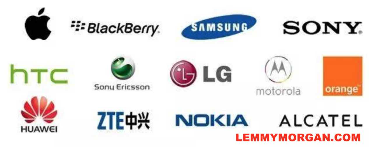 Top 9 world-leading mobile phone brands, their rankings and assessments