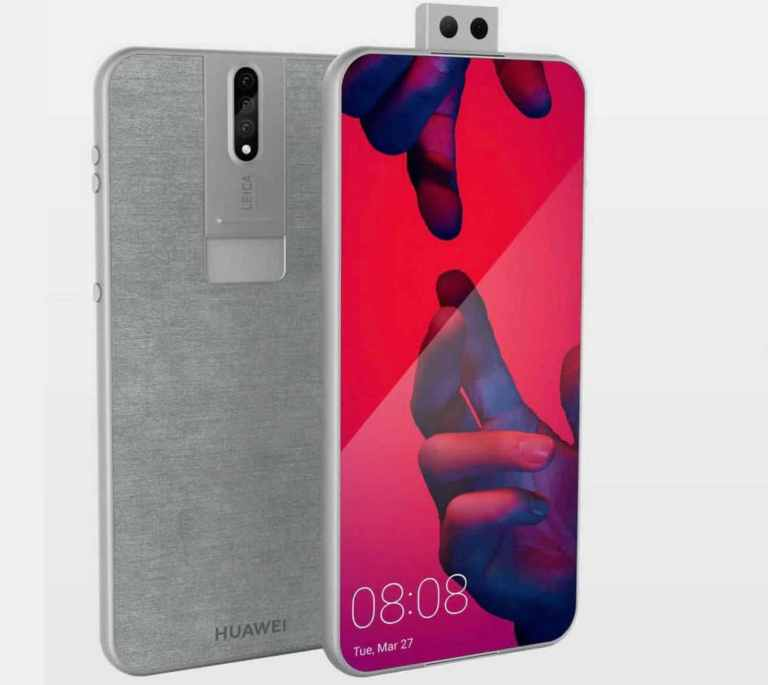 Huawei P30 hardware specification