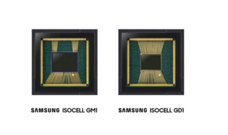 Samsung Dual Mobile camera Sensors