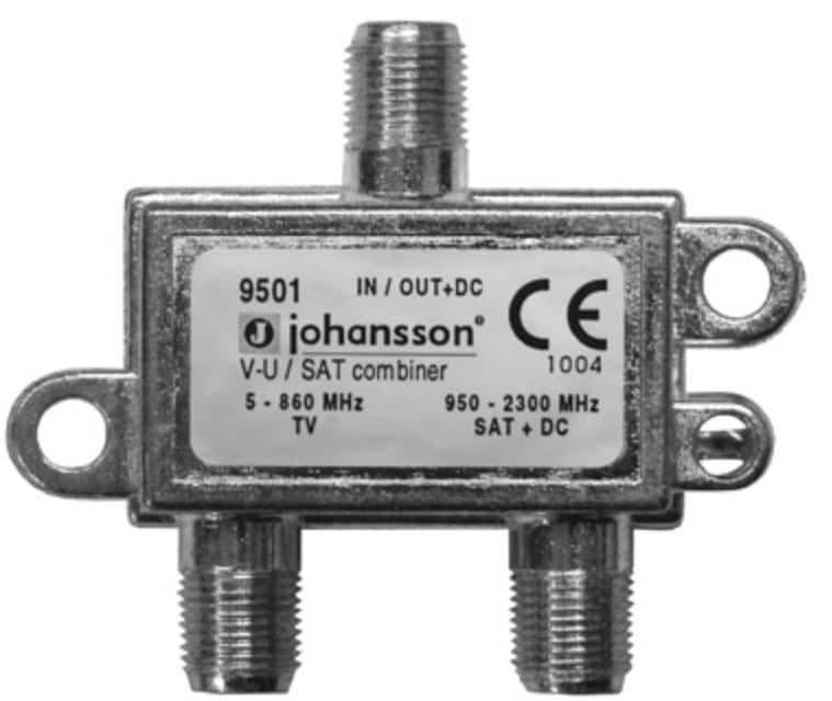 Sat Signal Combiner