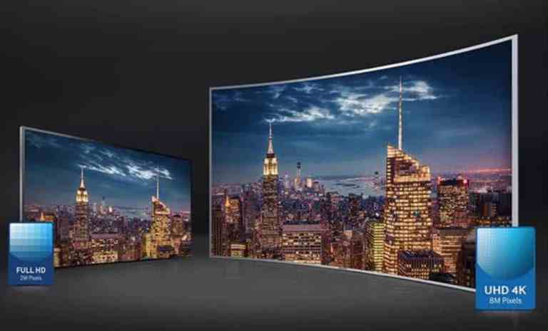2017 Full HD TV Vs 2018 UHD 4K TVs