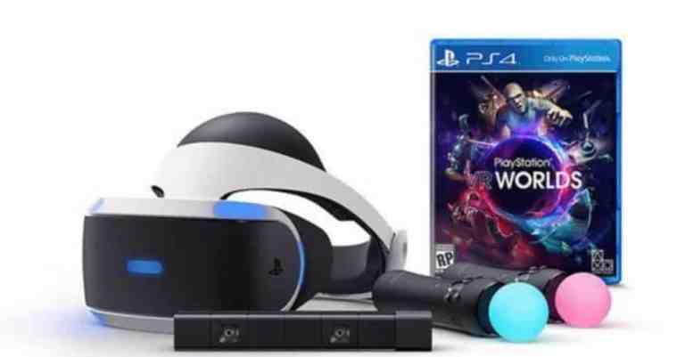 PS5 & Virtual Reality