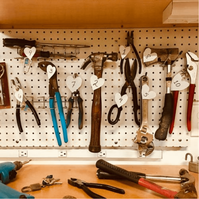 appropriate home tools