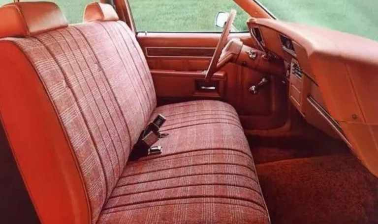effect of seat designs on driving comfort