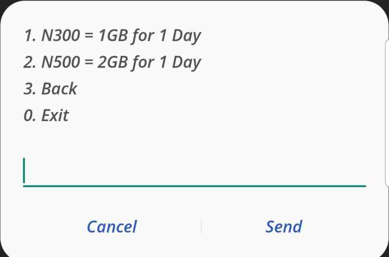 glo special data offer