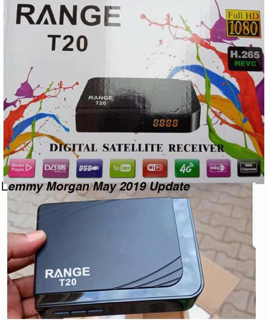 Lemmy Morgan may 2019