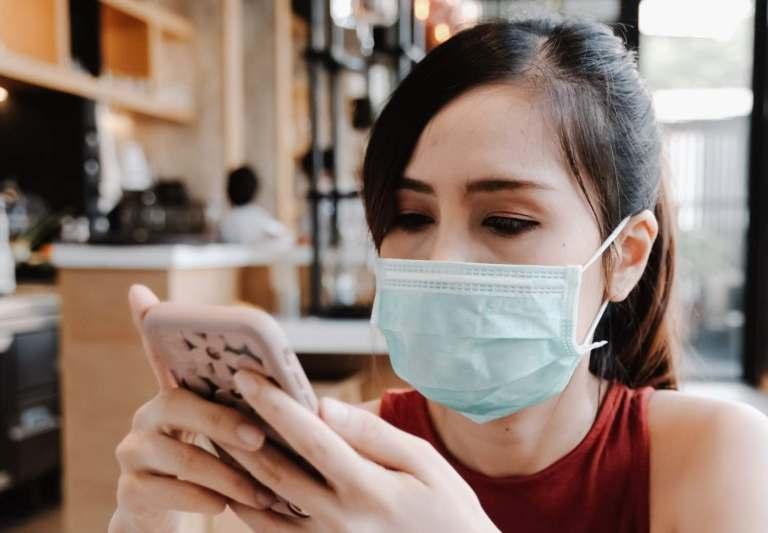 don't self-diagnose through online sites