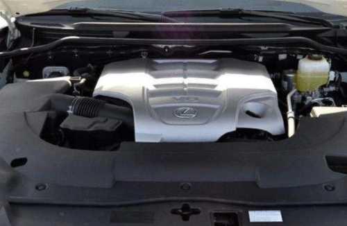 Lexus joint most durable engine alongide toyota