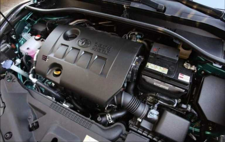 Toyota is joint top most durable engine in the world