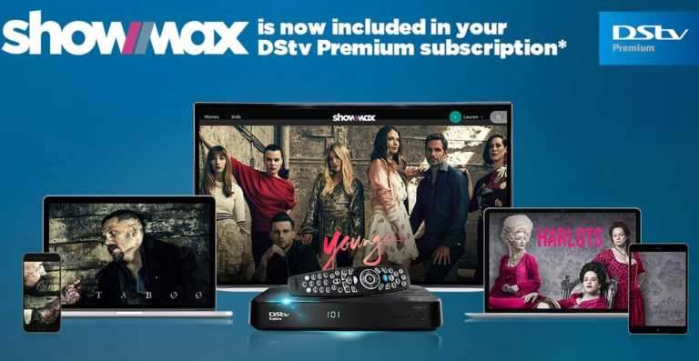 DStv showmax now free on pREMIUM
