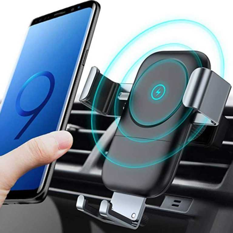 basic features of car wireless chargers