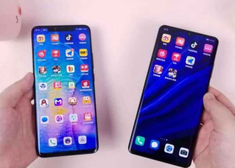 huawei p30 and p30 pro sales