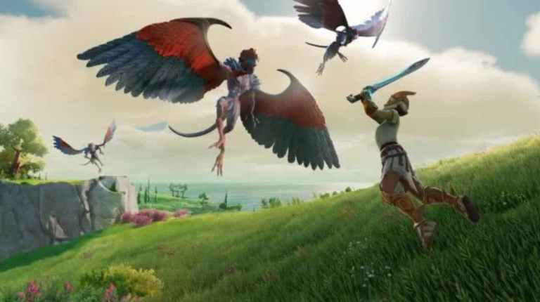 Gods and monsters coming to PS5