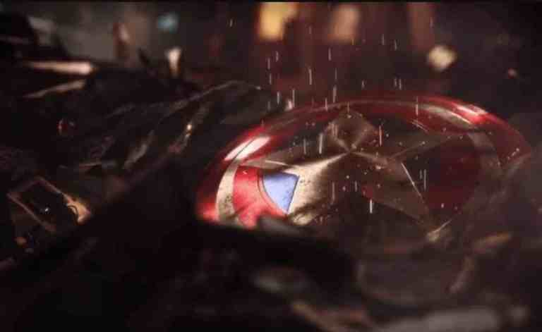The Avengers available on ps4 and ps5