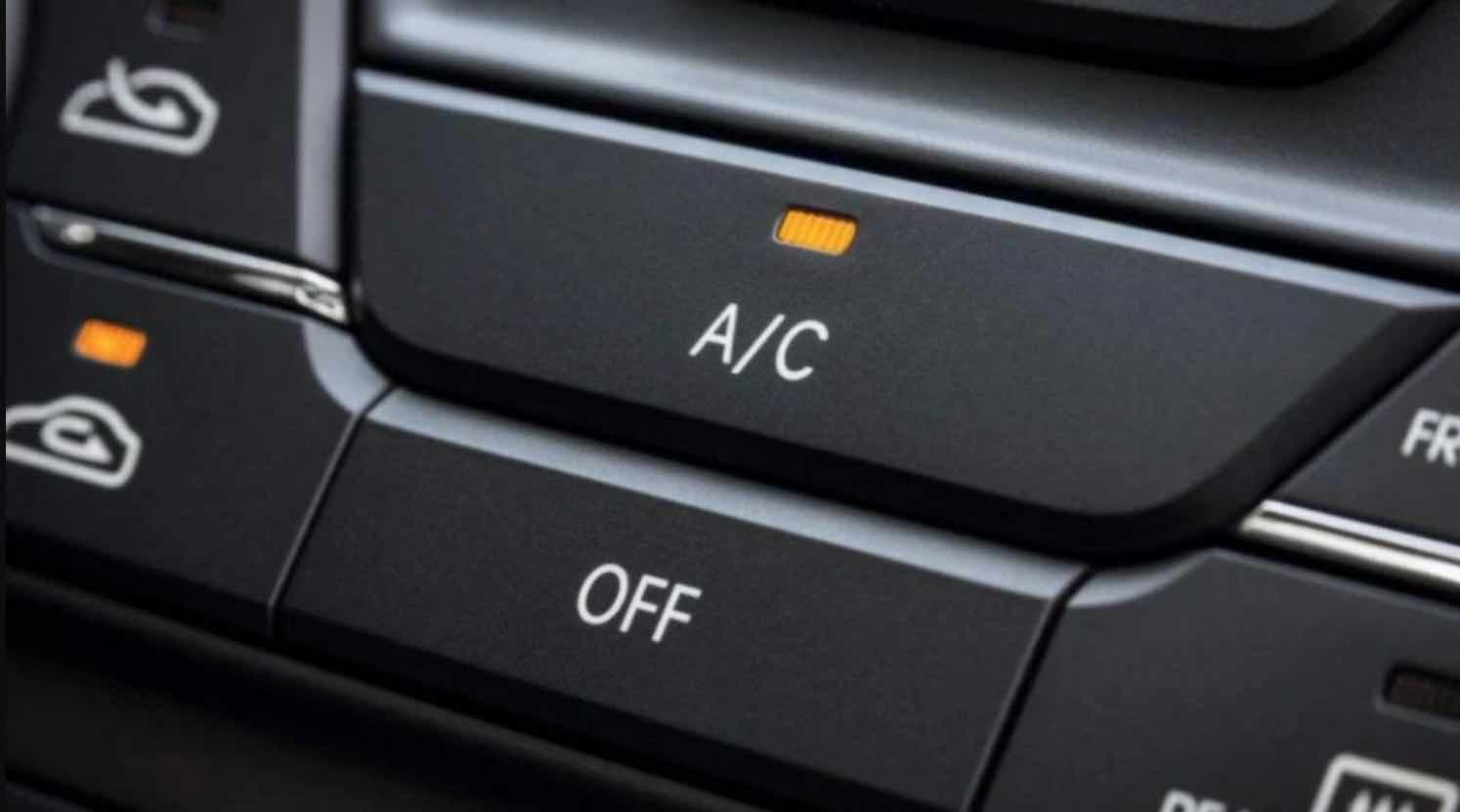 Two Car Air Conditioning Usage bad Habit That can Reduce the Life of Your Engine