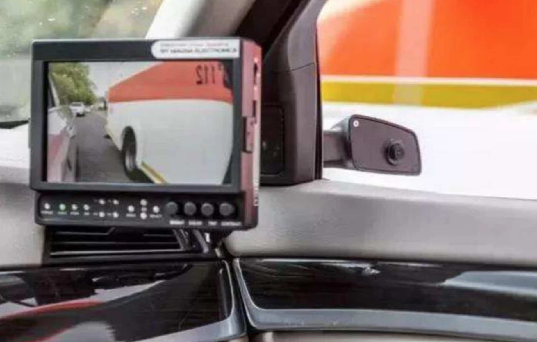 Japan has Implemented the Elimination of Rear View Mirrors on their Vehicles, the new method is more Convenient