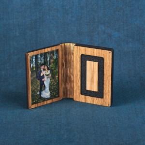 Cutie lemn Stejar Focus