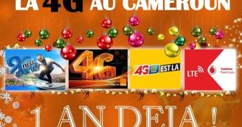 La 4G au Cameroun : Un an déjà !